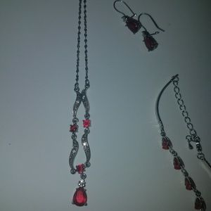 Nice cheap jewelry set